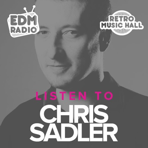 Dj Chris Sadler live at Retro Music Hall (August 2015)