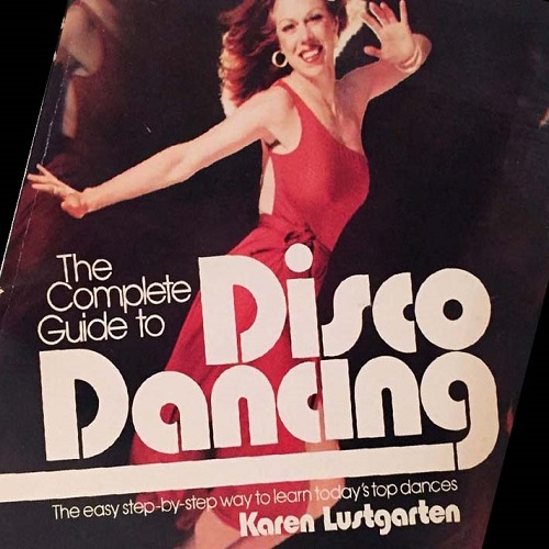 DJ Chris Sadler - A Brief Guide To Disco Dancing (July 2014)